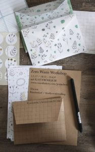 Zero Waste Workshop Januar 17